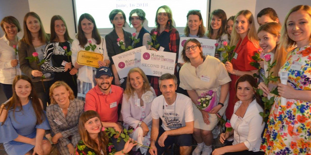 Forrás: Women Startup Competition