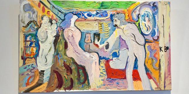 Forrás: Kovasznai György kiállítás