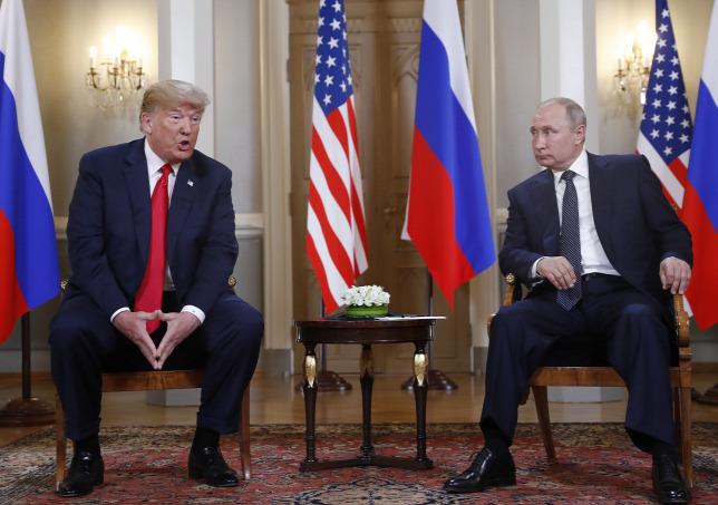Találkozott Trump és Putyin