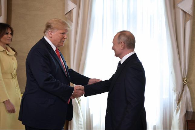 Putyin: Tárgyalásaink a bizalom helyreállítását szolgálják