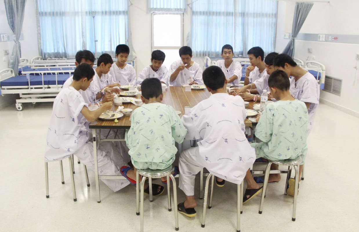 Forrás: MTI/AP/Thaiföldi egészségügyi minisztérium/Pracsanukroh kórház/-------------------