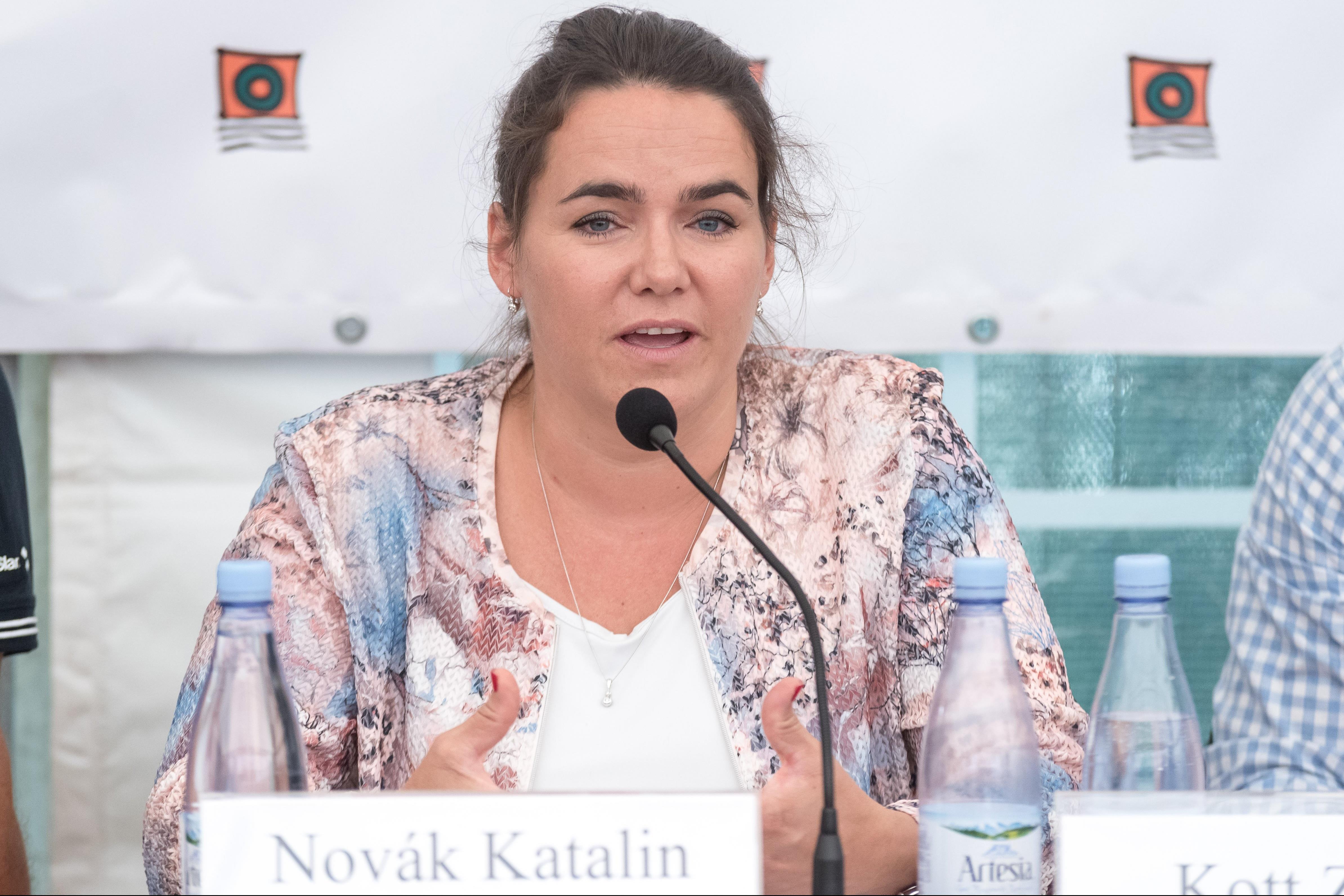 Novák Katalin: Novák Katalin: Dinamikusan Növekszik A Bölcsődei
