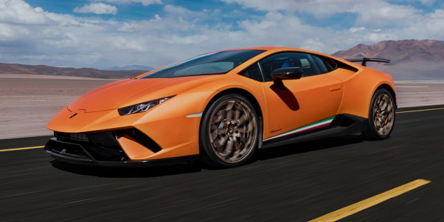 Forrás: Lamborghini