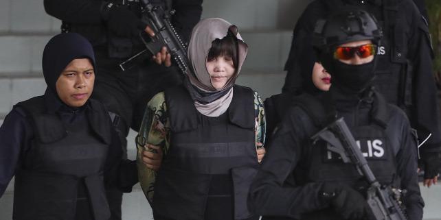 Forrás: MTI/EPA/Fazry Ismail