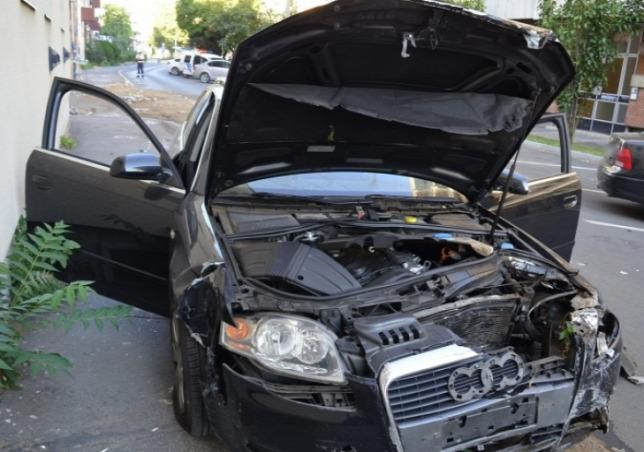 Komoly pusztítást végzett Debrecenben egy ittas sofőr
