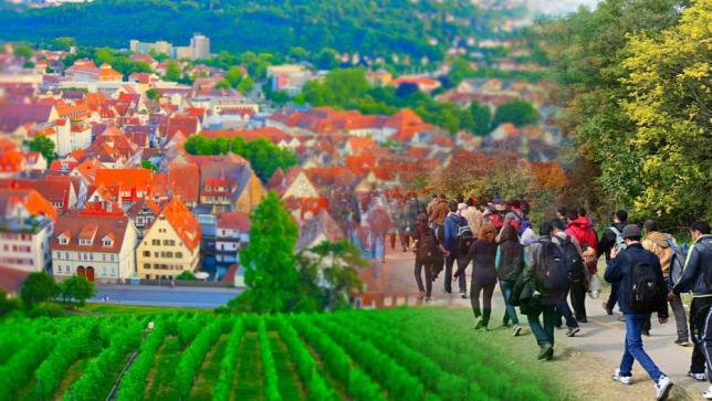 Tönkretették a német kisvárost a betelepített migránsok
