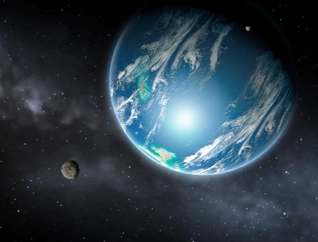 Rengeteg vízzel teli bolygó lehet a Naprendszeren túl