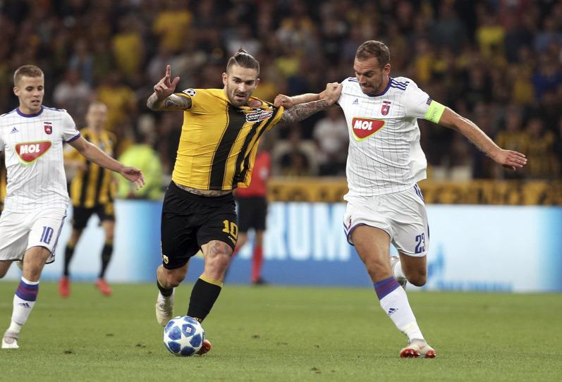 BL-selejtező - Döntetlennel búcsúzott a Vidi FC