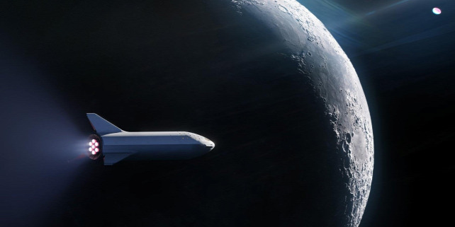 Forrás: SpaceX