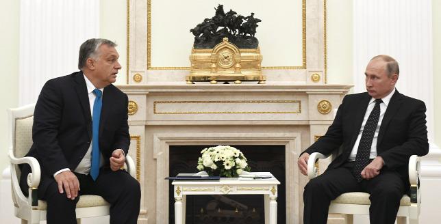Orbán Viktor: Magyar nemzeti érdek a kelet-nyugati jó együttműködés