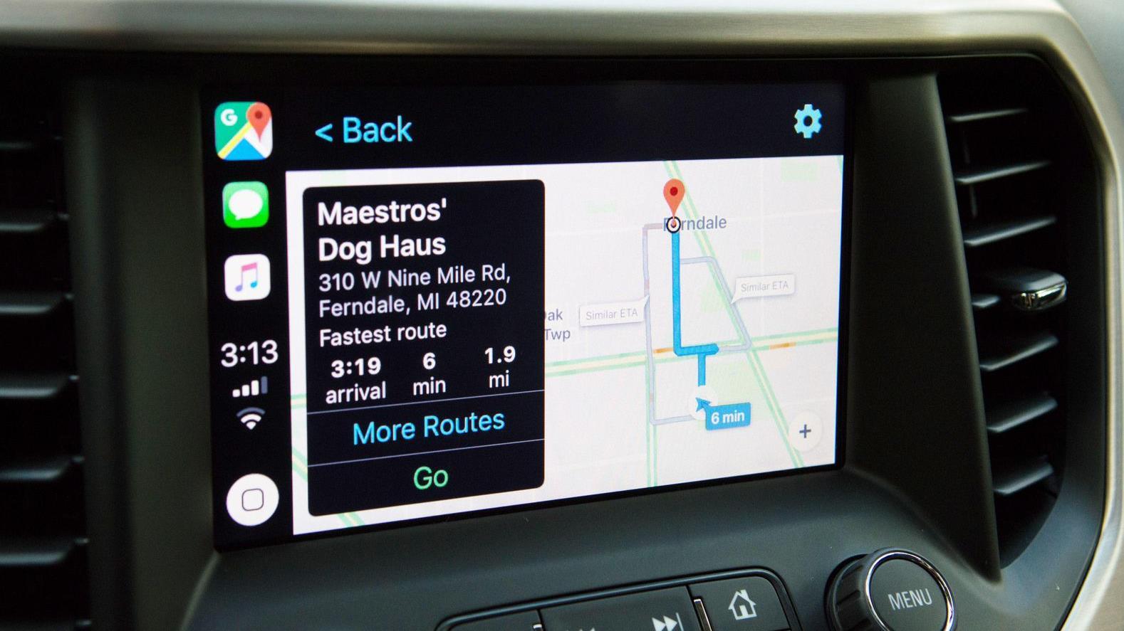 android auto s carplay t mogat ssal j t a jaguar s a. Black Bedroom Furniture Sets. Home Design Ideas