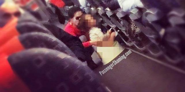 Forrás: Instagram/passengershaming