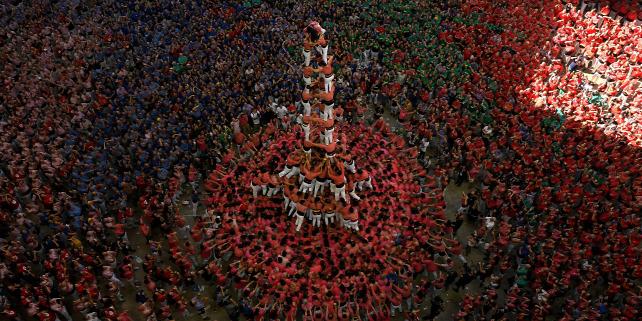 Forrás: AFP/Lluis Gene