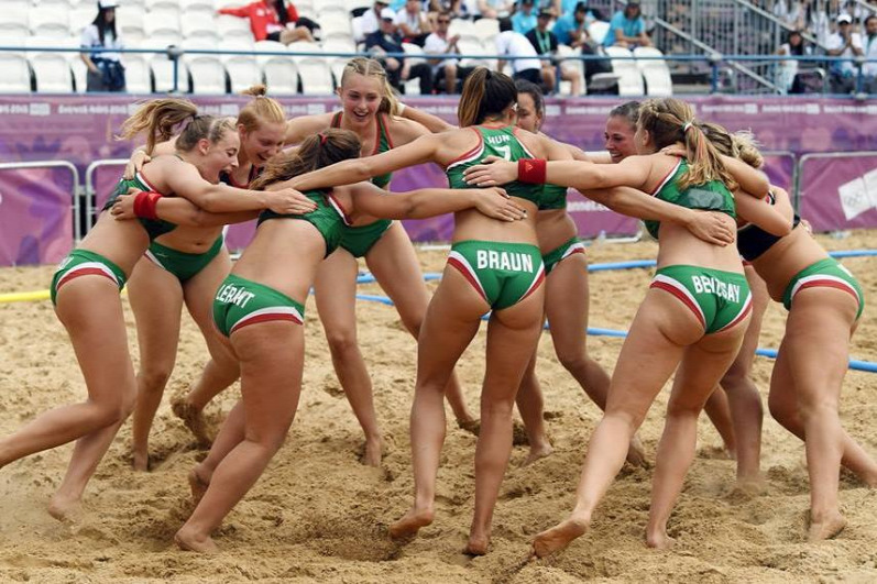 Ifjúsági olimpia - Magyarország továbbra is a második helyen!