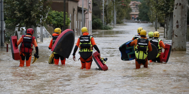 Forrás: MTI/EPA/Guillaume Horcajuelo