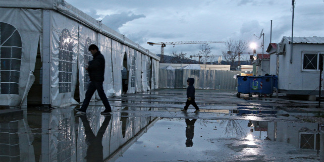 Forrás: AFP/SOOC/Nikos Libertas