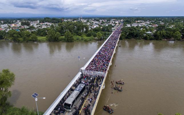 Mexikó nem tűri el az illegális határátlépést