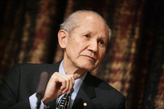 Meghalt a Nobel-díjas japán kémikus