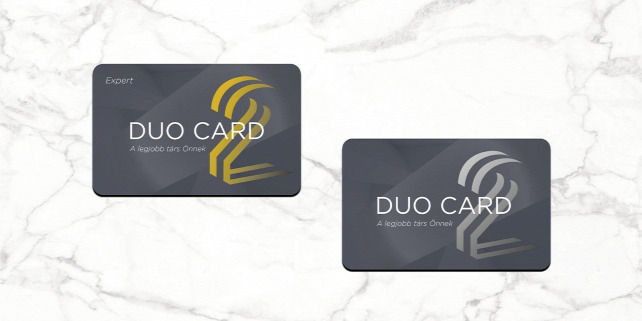 Forrás: Duo Card