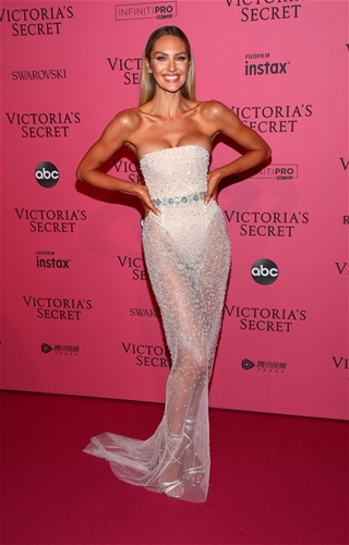 Forrás: Getty Images for Victoria's Secret/2018 Getty Images/Astrid Stawiarz