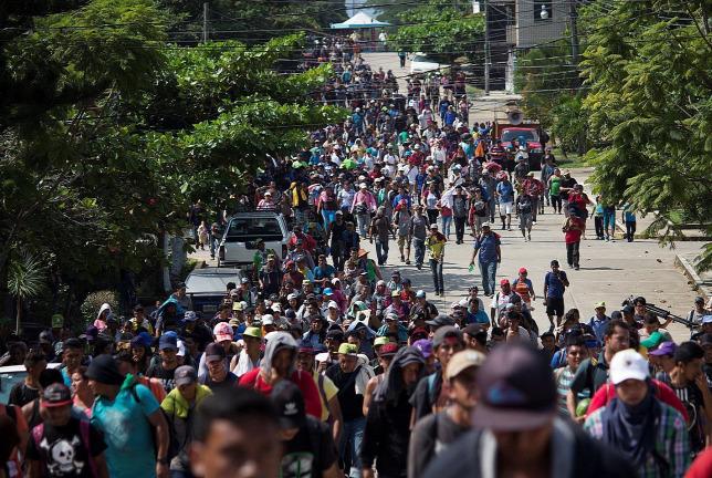 A migránsok távozását sürgette Tijuana polgármestere
