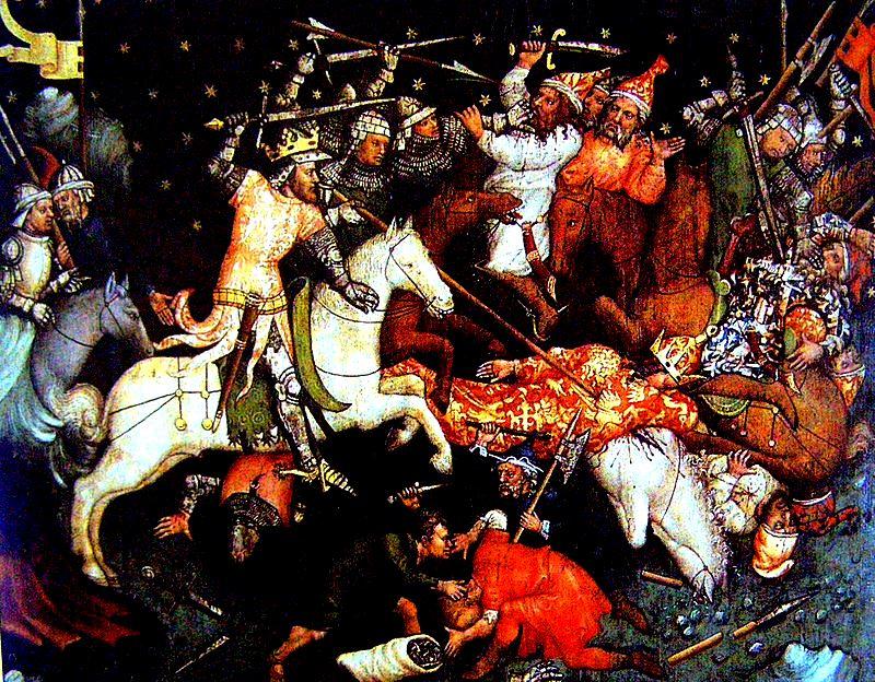 A magyar király, aki megszerezte Szent Pál holttestét