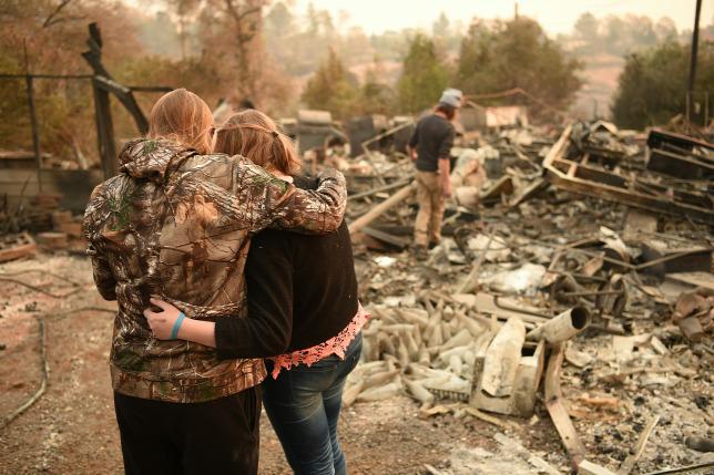 Újabb eltűntekről derült ki, hogy meghaltak a kaliforniai tűzvészben