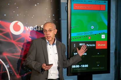 Forrás: Vodafone